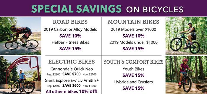 Great American Bike Fest Deals