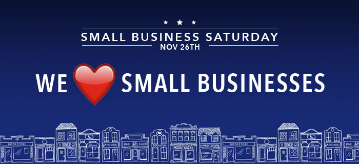 Shop Small Business Saturday November 26th at Asheville Bicycle Company