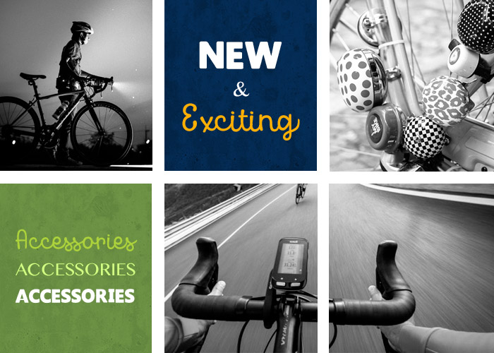 New & Exciting Cycling Accessories